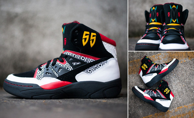 Adidas Mutombo Leather