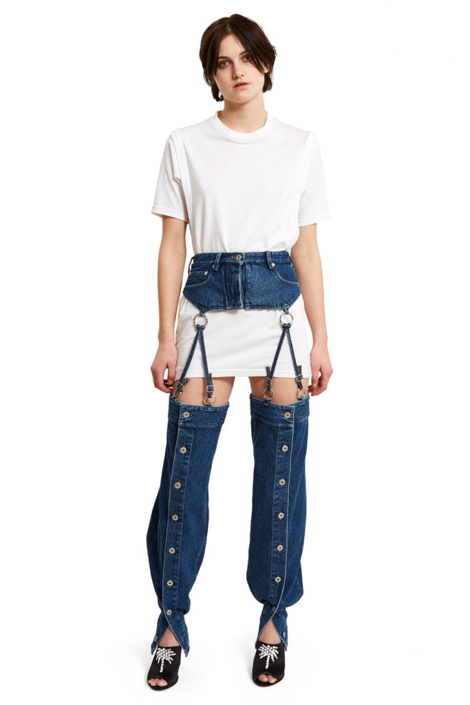tendenza jeans