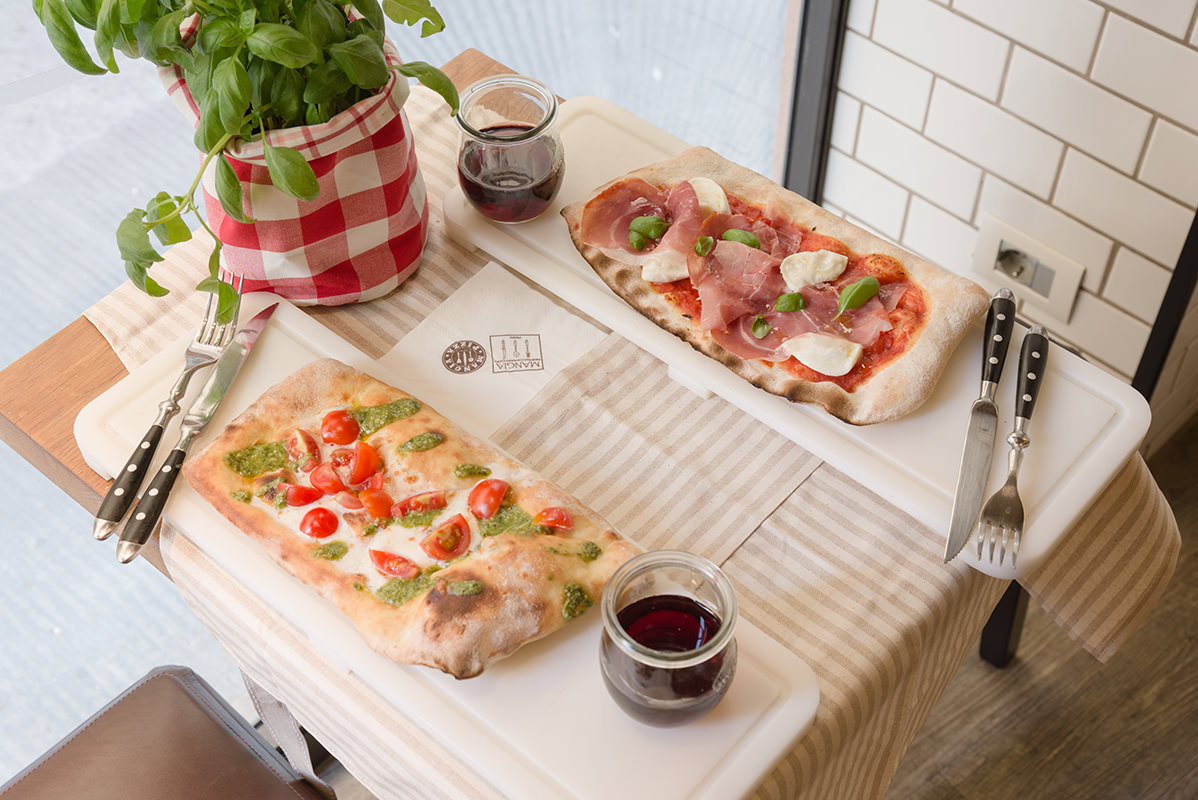 Mangia Pizza, pizzeria biologica in centro a Firenze